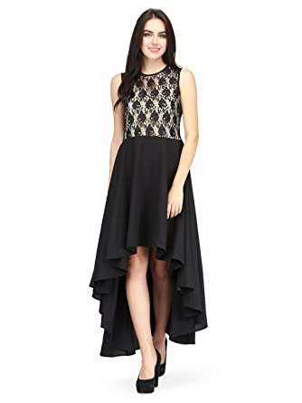 Eavan Blace Lace High Low Dress Women's Dresses