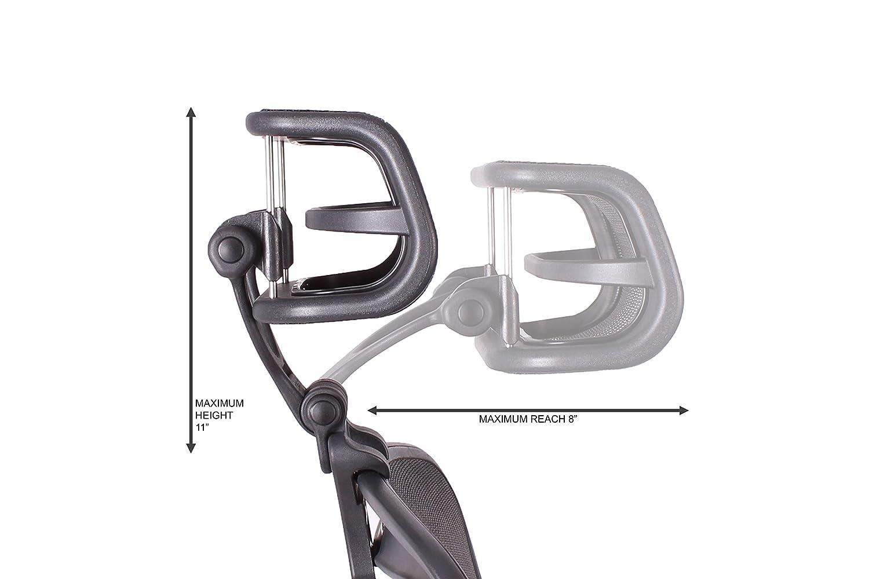 Aeron chair headrest - Amazon Com Engineered Now Engage H4 Headrest For Herman Miller Aeron Chair Carbon Kitchen Dining