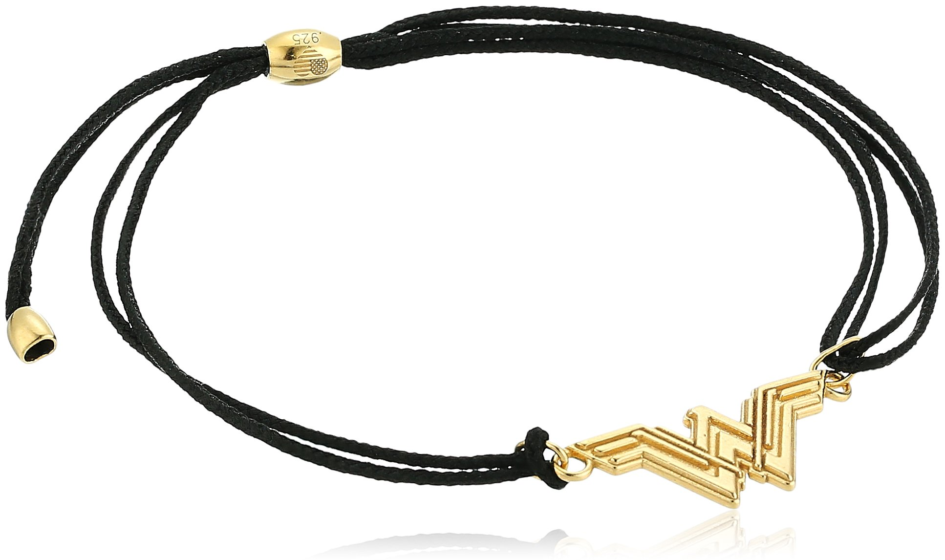 Alex and Ani Kindred Cord, Wonder Woman Charm Bracelet