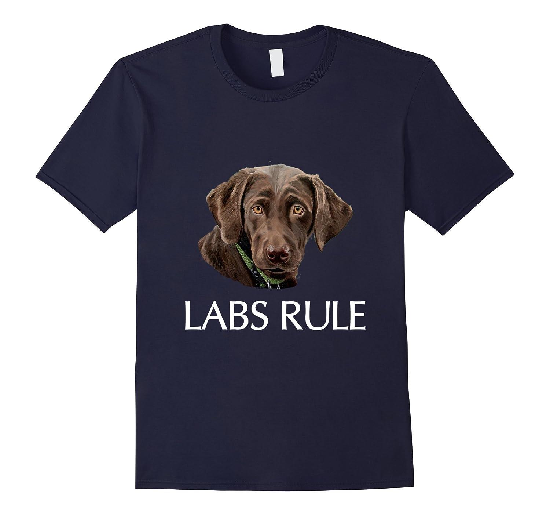 Chocolate Labrador Retrievers Rule Labs-RT