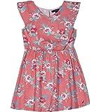 Nautica Girls Short Sleeve Fashion Dress Short Sleeve Dress