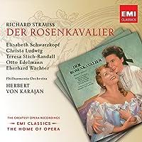 Der Rosenkavalier (Karajan-Edelmann-Schw