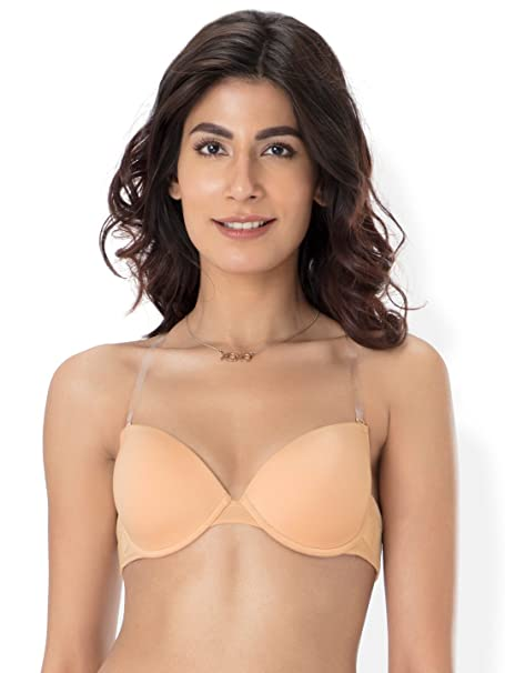 8fc0569be547b PrettySecrets Backless Bra  Amazon.in  Clothing   Accessories