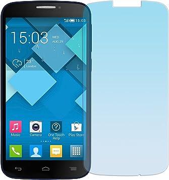 NEVEQ Cristal Templado Protector de Pantalla para Alcatel One Touch Pop C7 Vidrio Templado, el Alcatel One Touch Pop C7 (5 in) Pulgadas Piel Protectora de la Cubierta.: Amazon.es: Electrónica