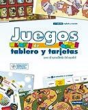 Juegos De Tablero Y Tarjetas (+ CD) (Español Lengua Extranjera)