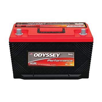 Amazon.com: Odyssey Batería 0751 – 2020 Rendimiento ...
