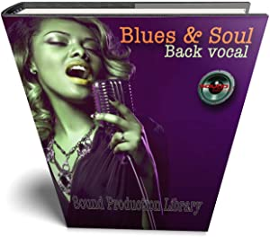 Blues & Soul Back vocal/The very Best of - Large Multi-Layer 24bit WAVEs Sound Library on DVD or download