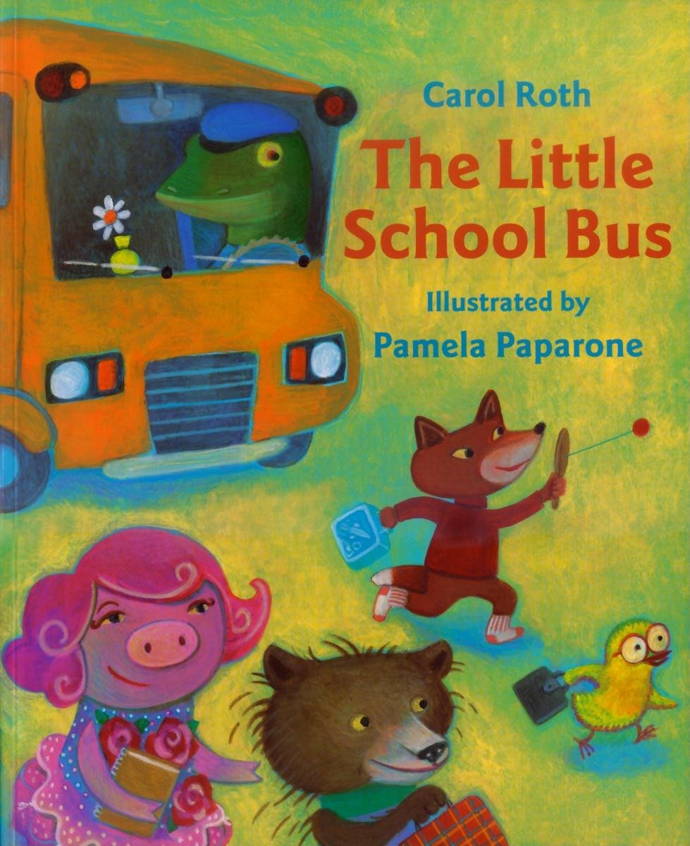 Image result for the little school bus