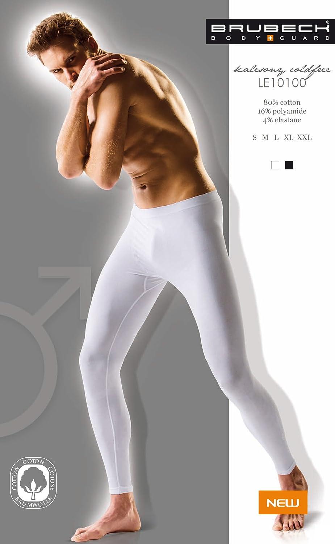 2x Brubeck Herren Smooth Skin lange Unterhose 2011/2012 (Funktionswäsche PerfectFit Premium Qualität)