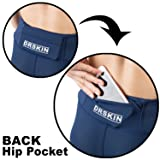 DRSKIN High Waist Out Yoga Pants Tummy Control