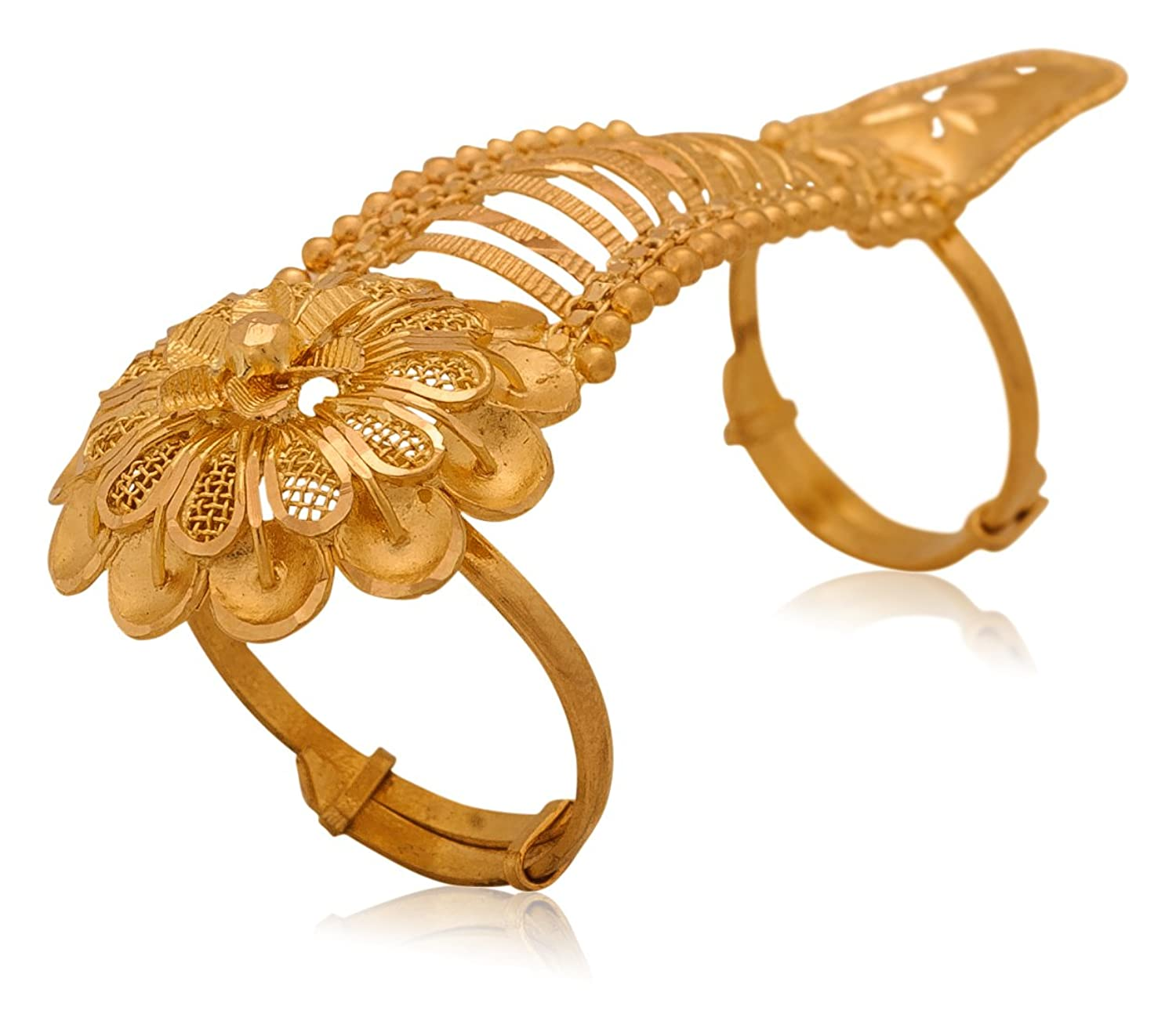 Beautiful Buy Gold Rings Online In India | Jewellry\'s Website