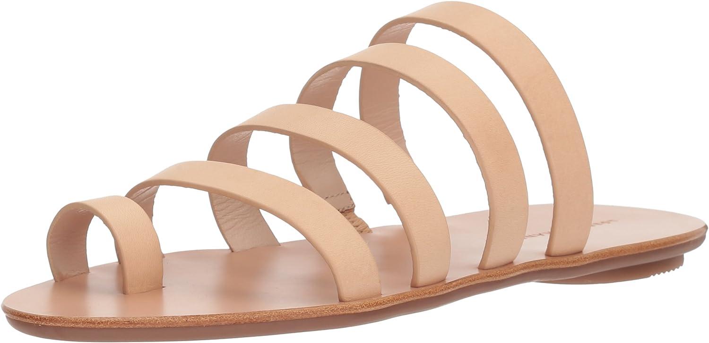 Vachetta Loeffler Randall Womens Bryce Slide Sandal