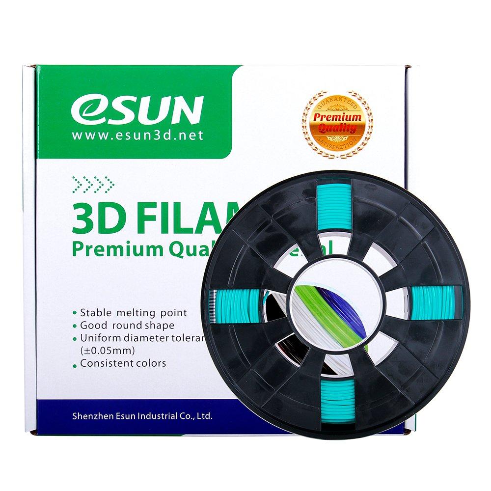 eSUN - Filamento de impresora 3D (TPU, 95 A, 1,75 mm, 250 g ...