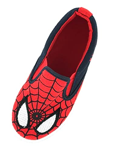 Boys Spider Man Ultimate SPIDERMAN Toddler Slip On Clogs Water Shoes 5 6 7 8 NEW