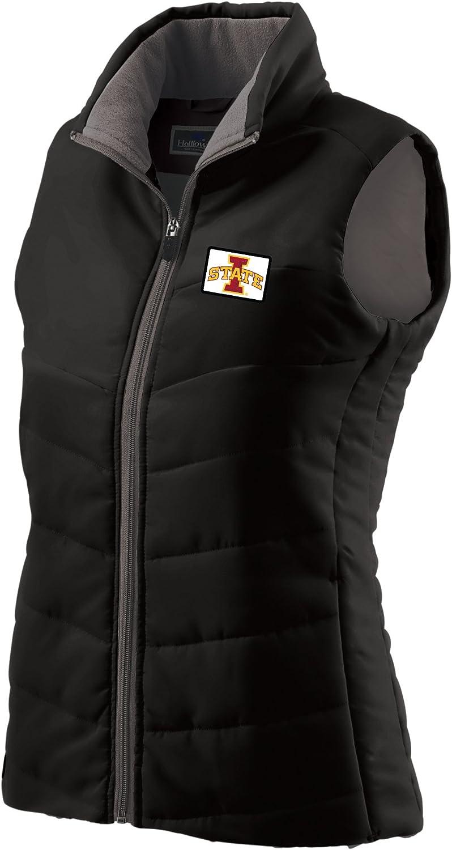 Ouray Sportswear NCAA Iowa State Cyclones Womens Admire Vest