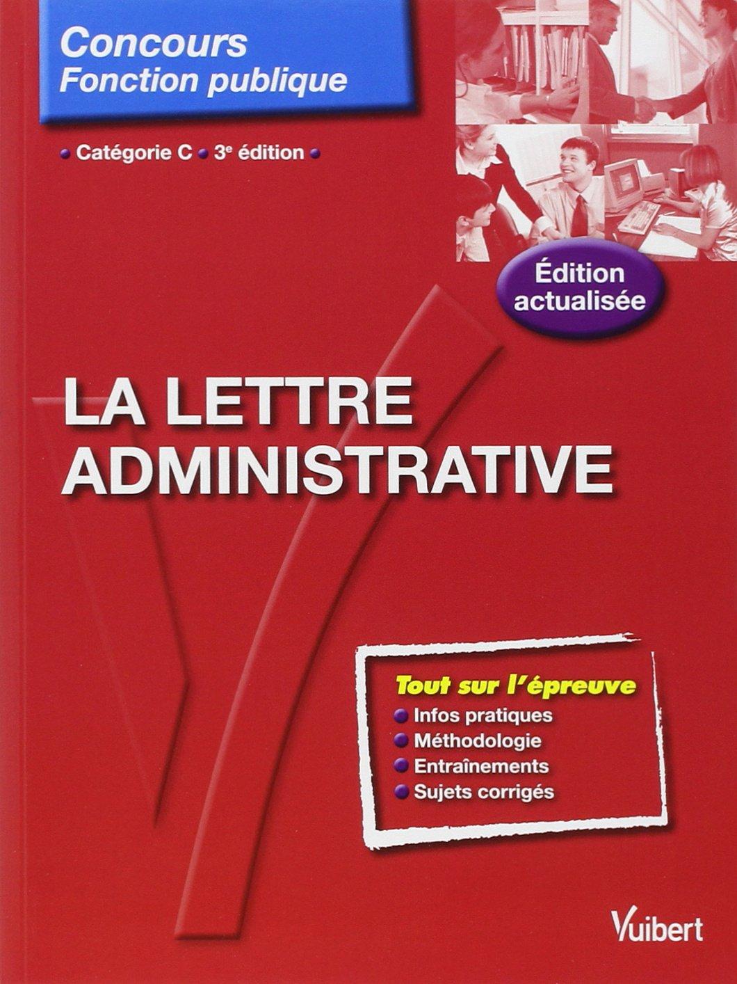 mod u00e8le lettre administrative concours adjoint