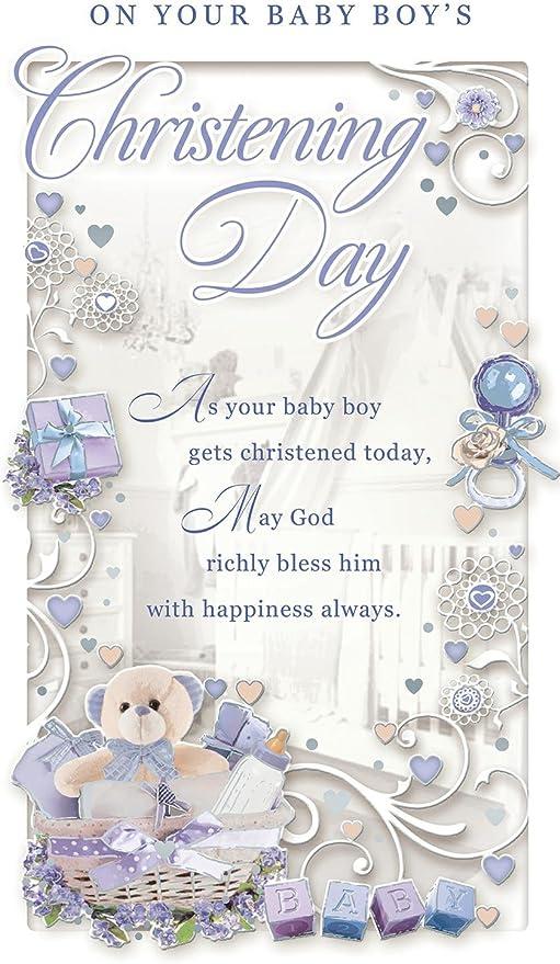 Personnalisé Baptême Fête Jeu vœux pour bébé Bleu Rose Disney Dumbo