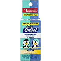 Baby Orajel, Non-medicated Cooling Gels for Teething, 2 Tubes