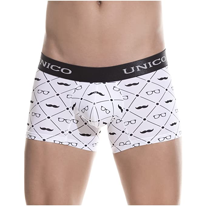 Mundo Unico Men Colombian Boxer Copa Corto Technature para Hombre at Amazon Mens Clothing store: