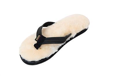 Stone New Sale info Online Flip Uisutamine Shearling Flops Women HIW9D2YE