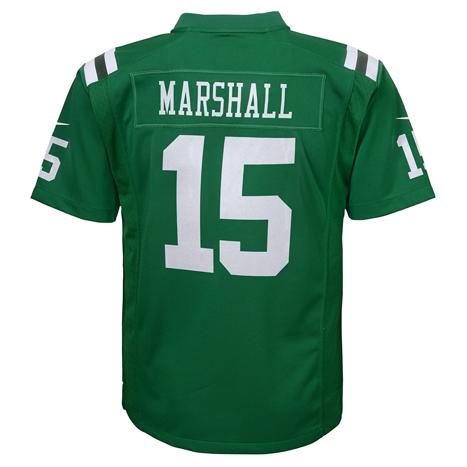2f47999ca0c Online Cheap wholesale Nike NFL New York Jets Brandon Marshall Youth  Football Color Rush Game Jersey Jerseys Suppliers