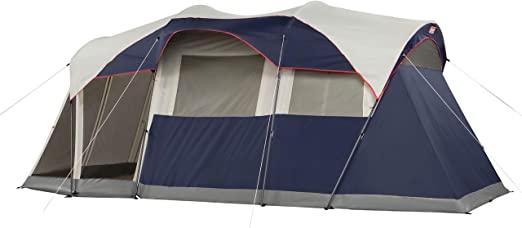 Coleman Elite WeatherMaster 6 Screened Room Tent