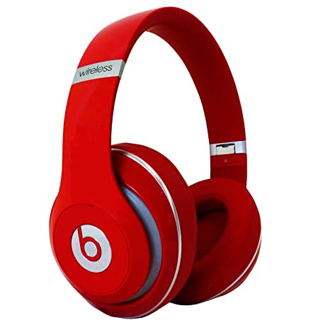 Beats Studio 2 Wireless Over-Ear Headphones - Rojo