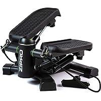 Zipro Roam Stepper mini-fitnessapparaat incl. LCD-trainingscomputer met vele functies fitnesstraining voor thuis…