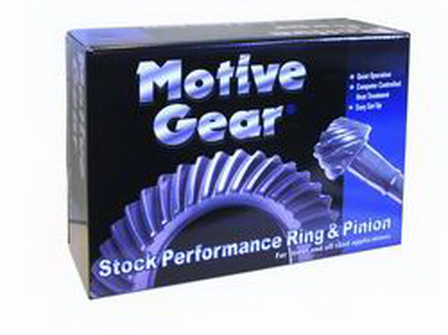 GM 8.875 Style, 3.73 Ratio, Truck Motive Gear GM12-373 Ring and Pinion