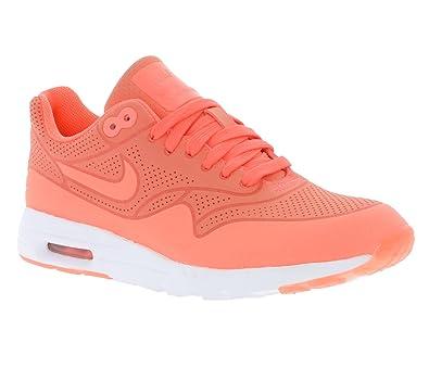 Details zu Nike Air Max 1 Ultra Moire Sneakers Herren Schuhe Rot NEU
