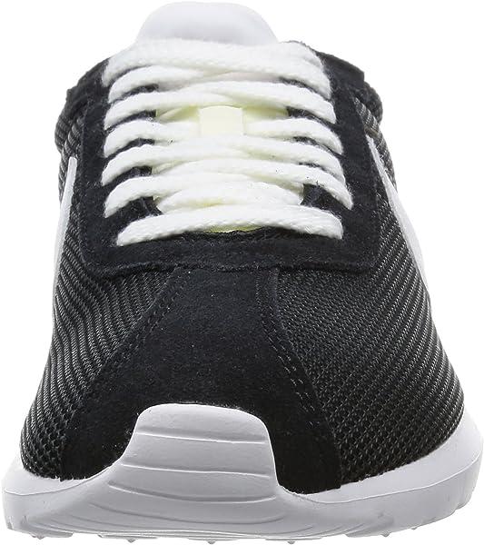 best cheap 7705b e1bba Men s Roshe Ld-1000 Qs Black White White Ankle-High Mesh Running Shoe - 11M