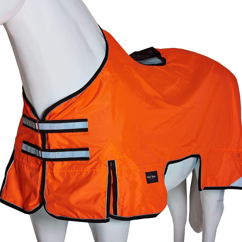 Boston Waterproof Hi-Viz Horse Ride On Exercise Safety Sheet