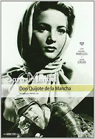 Resultado de imagen para Don Quijote de la Mancha sara montiel