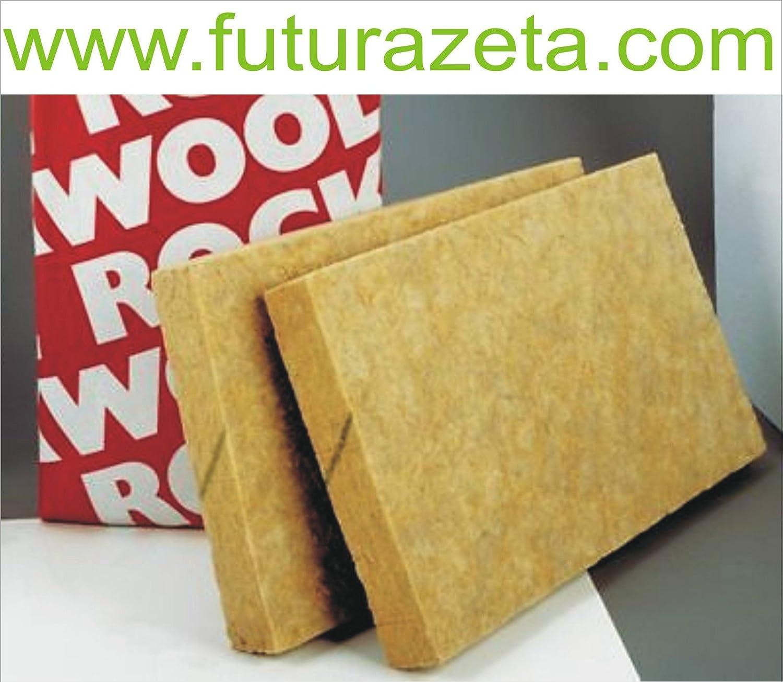 Unidades lana de roca SP. 40 mm. M² . 7, 20 aislamiento té rmico Acú stico 20aislamiento térmico Acústico ROCKWOOL