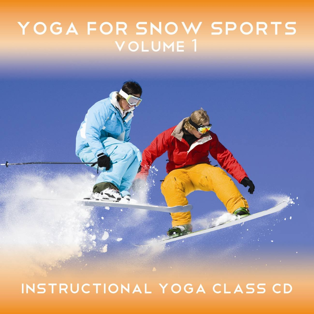 Download Yoga for Snow Sports: Volume 1 - Instructional Yoga Class ebook