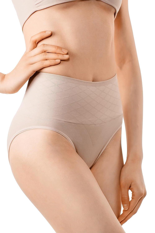 MD Womens Shapewear Compression Briefs Underwear Rear And Bottom Body Shaper