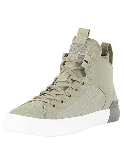 453f984cd44e Converse Men s Chuck Taylor All Star Ultra Mid Low-Top Sneakers ...