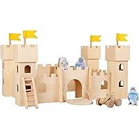 Small Foot 10026 - Castillo Medieval sin Tratar