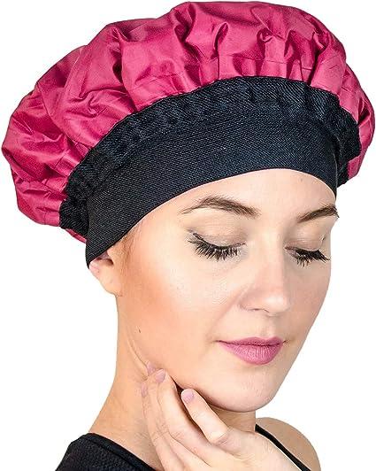Gorro de lujo para acondicionamiento profundo. Una gorra térmica ...