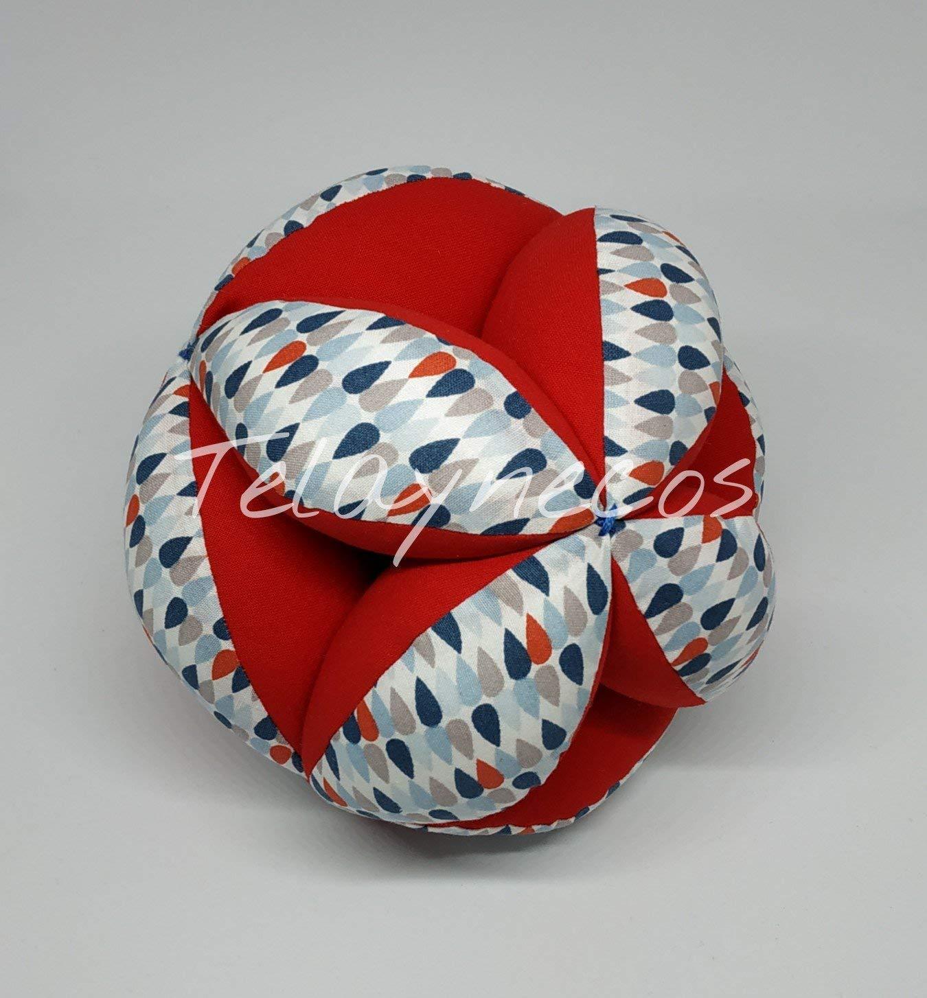 Pelota Montessori gotas: Amazon.es: Handmade