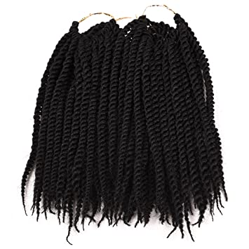 Amazoncom Micro Crochet Braids Kids 3 Packs Crochet Twist