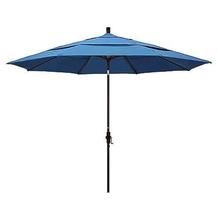 Amazon.com: California paraguas 11-feet Pacifica tela de ...