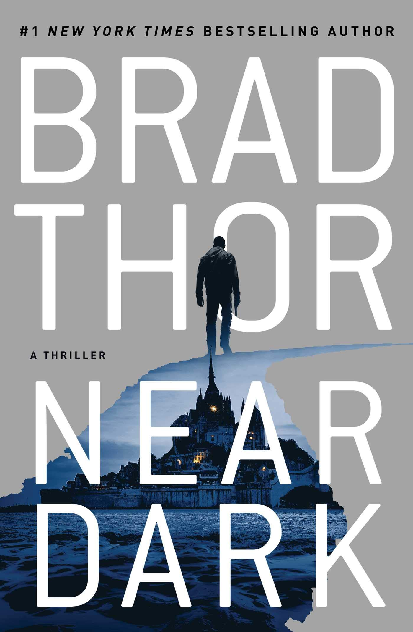 brad thor series in order