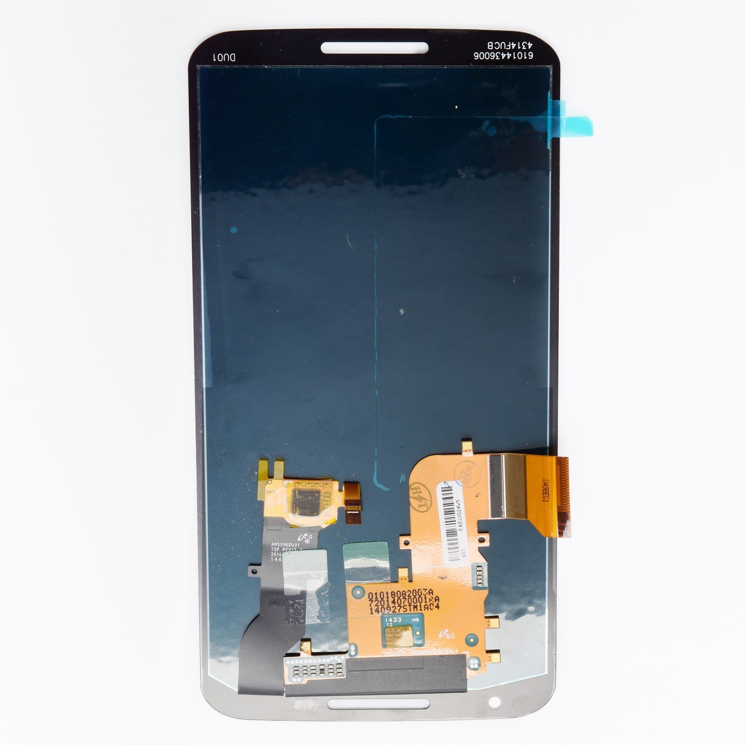 For Motorola Google Nexus 6 XT1100 XT1103 Touch Screen Digitizer LCD Display Full Assembly by WOVSTORE (Image #4)