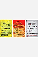 Stieg Larsson's Millennium Trilogy : (The Girl with the Dragon Tattoo) (The Girl Who Played with Fire) (The Girl Who Kicked the Hornet's Nest) (Millennium Trilogy) Paperback