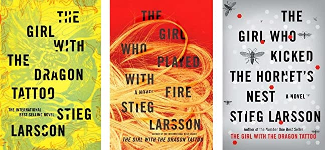 Stieg Larsson's Millennium Trilogy : (The Girl with the Dragon Tattoo) (The Girl Who Played with Fire) (The Girl Who Kicked the Hornet's Nest) (Millennium Trilogy)