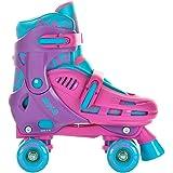 SFR Hurricane Adjustable Quad Skate - Pink