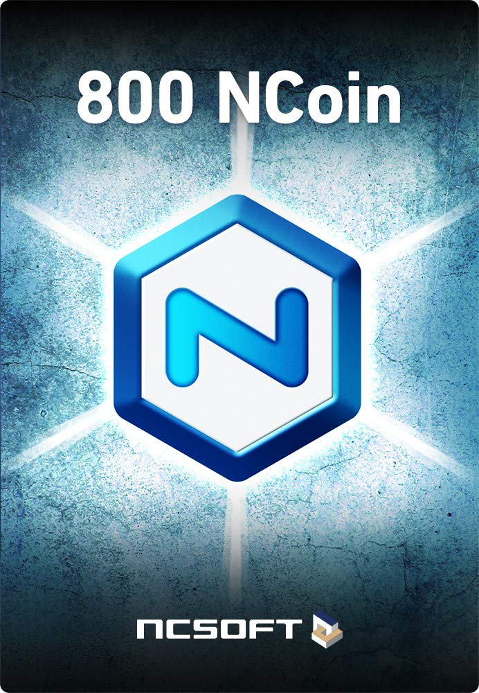 NCSoft NCoin 800 Ncoin [Online Game Code] by NCSOFT