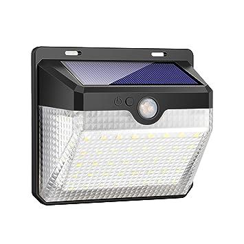 Extérieur60 Iposible Éclairage Led Lampe Étanche Extérieur Solaire wOXPn0k8