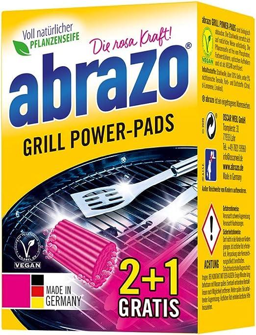 poli Boy Abrazo – Barbacoa y horno limpiador Cojín: Amazon.es: Jardín